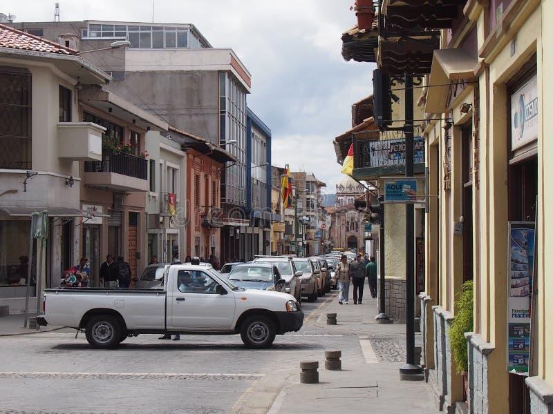 Cuenca, Equador foto de stock