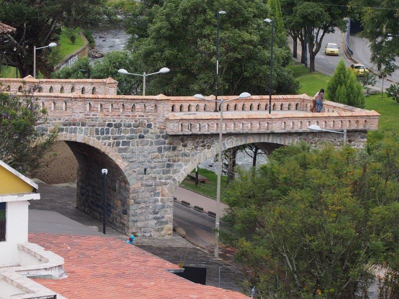 Cuenca, Equador imagem de stock royalty free