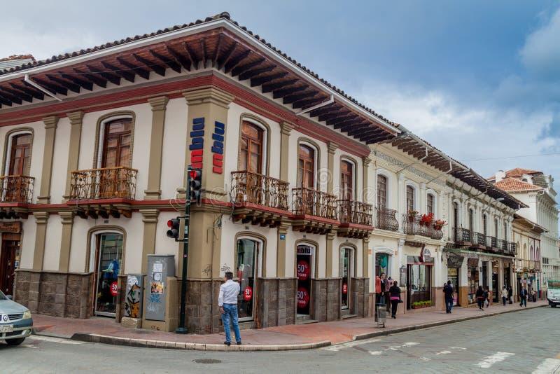 cuenca Equateur images libres de droits