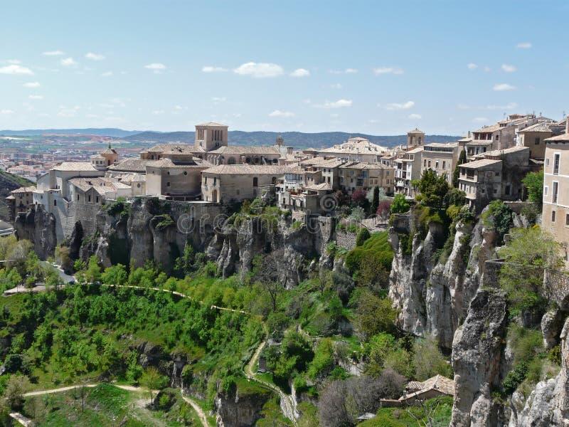 Cuenca, España imagen de archivo libre de regalías