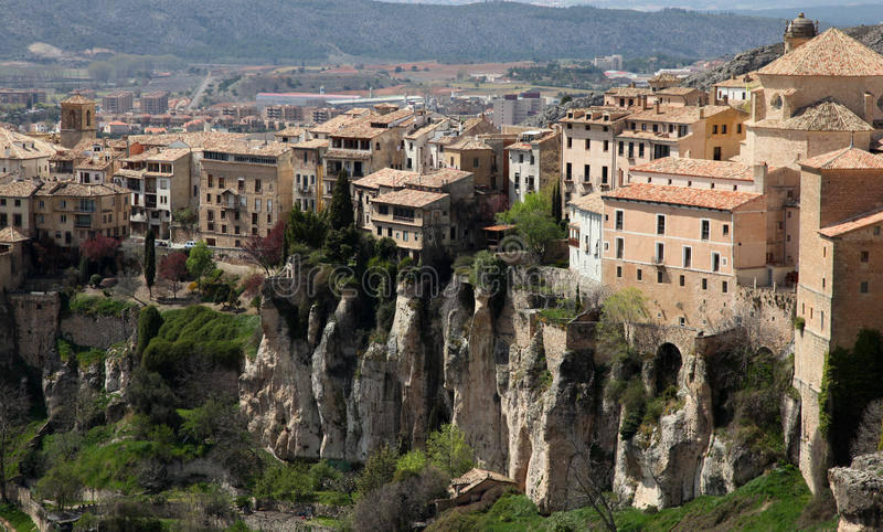 Cuenca - España fotografía de archivo libre de regalías