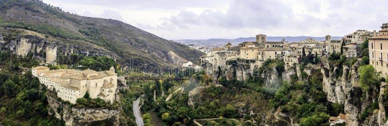 """Cuenca, La Mancha, Spagna di Castilià """"- immagine stock"""