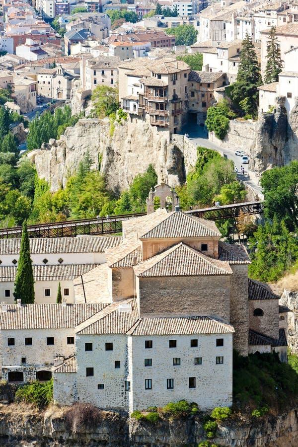 Download Cuenca, Spain stock photo. Image of exteriors, castilla - 21981238