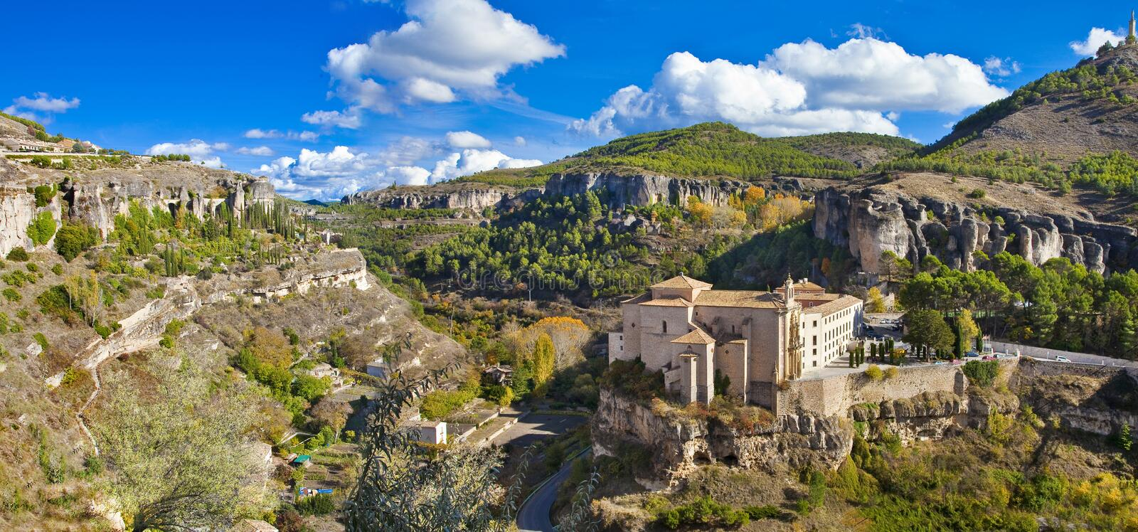 Download Cuenca - Spain stock photo. Image of culture, monument - 22299868