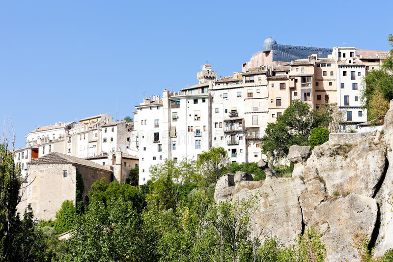 Download Cuenca, Spain stock photo. Image of castile, western - 22788648