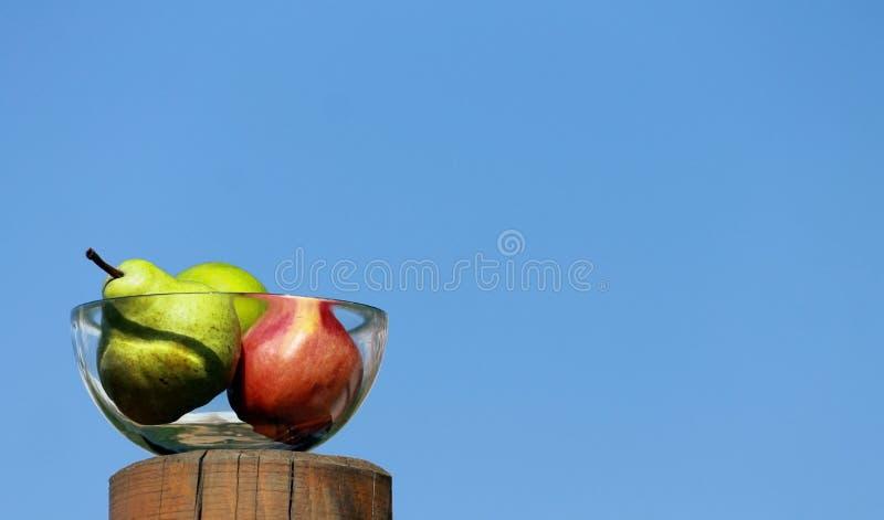 Cuenco de fruta imagenes de archivo