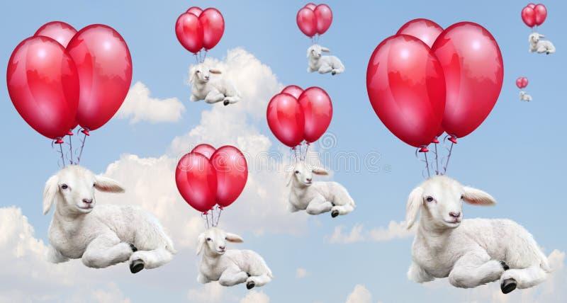 Cuenta de ovejas libre illustration