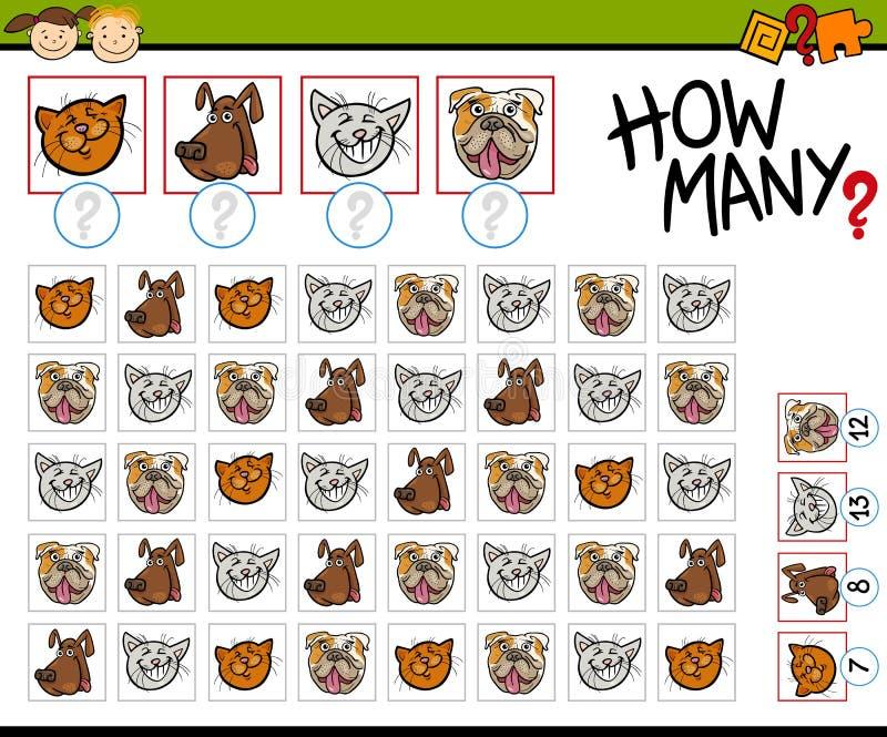 Cuenta del ejemplo de la historieta del juego libre illustration