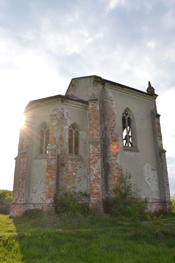 Cuenta del polaco de la tumba imagen de archivo