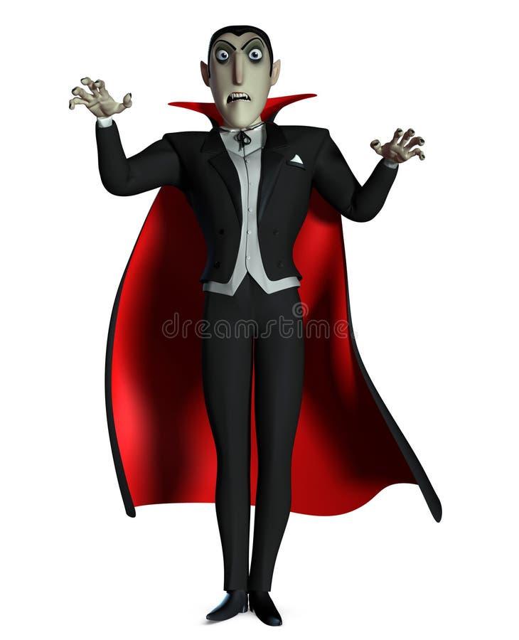 Cuenta Dracula libre illustration