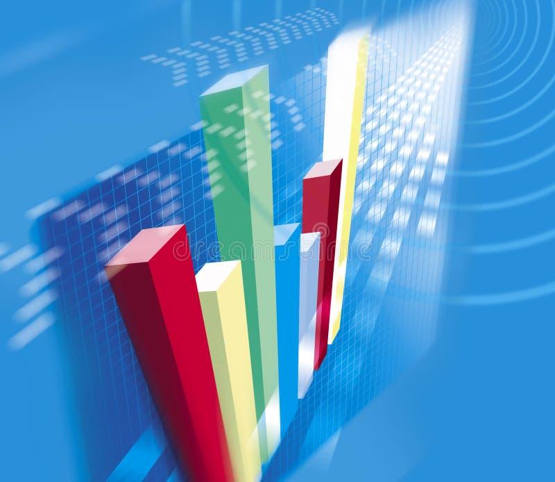 Cuentas stock de ilustración