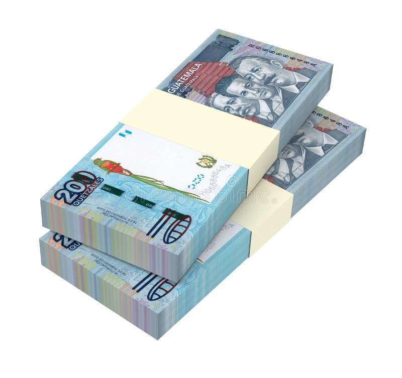 Download Cuentas Guatemaltecas Del Quetzal En El Fondo Blanco Stock de ilustración - Ilustración de papel, icono: 64213109