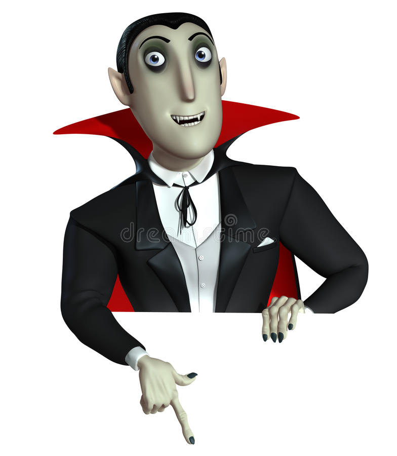 Cuente a Dracula libre illustration