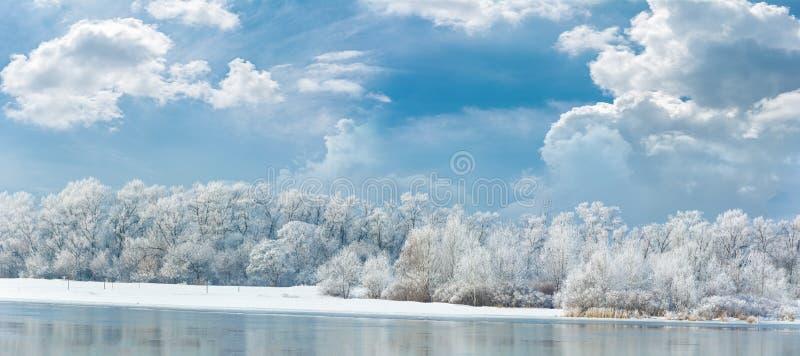 Cuento del ` s del invierno imagenes de archivo