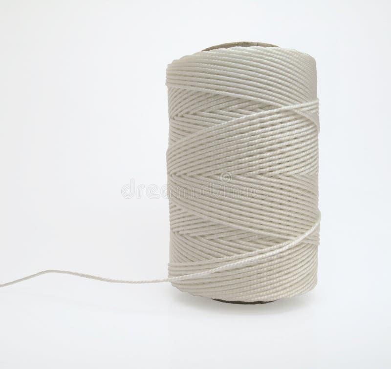 Cuerda blanca foto de archivo libre de regalías