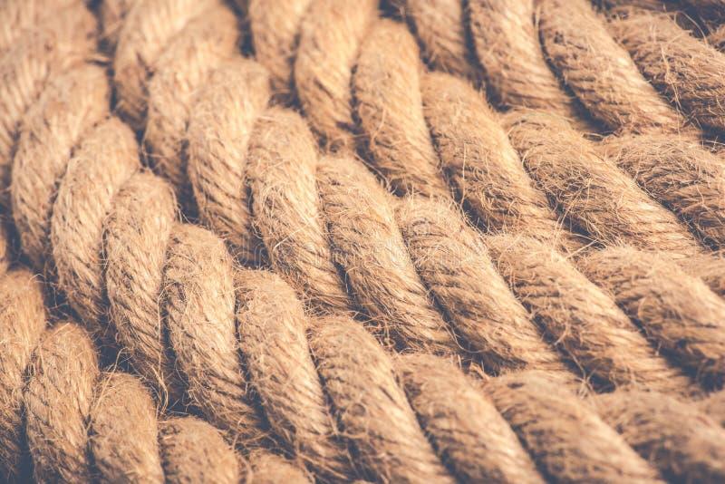 Cuerda Del Camo Concepto spero Foto de archivo Imagen de