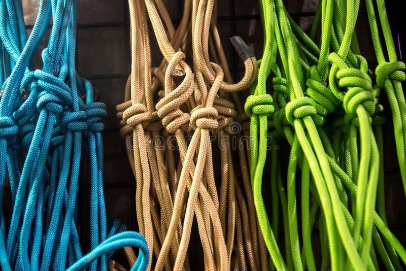 Cuerda occidental colorida foto de archivo libre de regalías