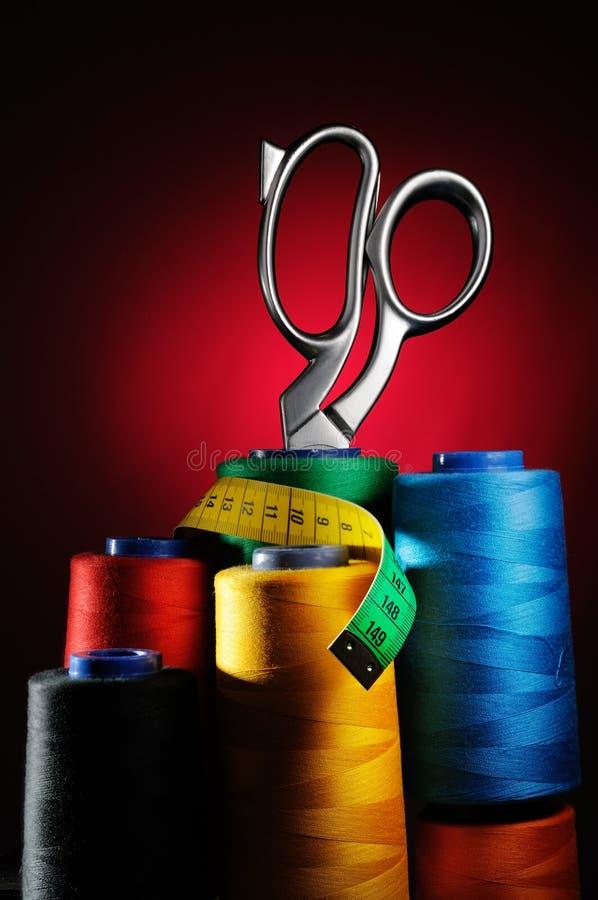 Cuerdas de rosca fotografía de archivo