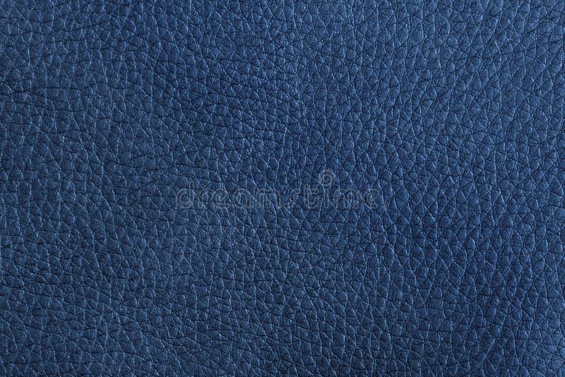 Cuero azul imágenes de archivo libres de regalías