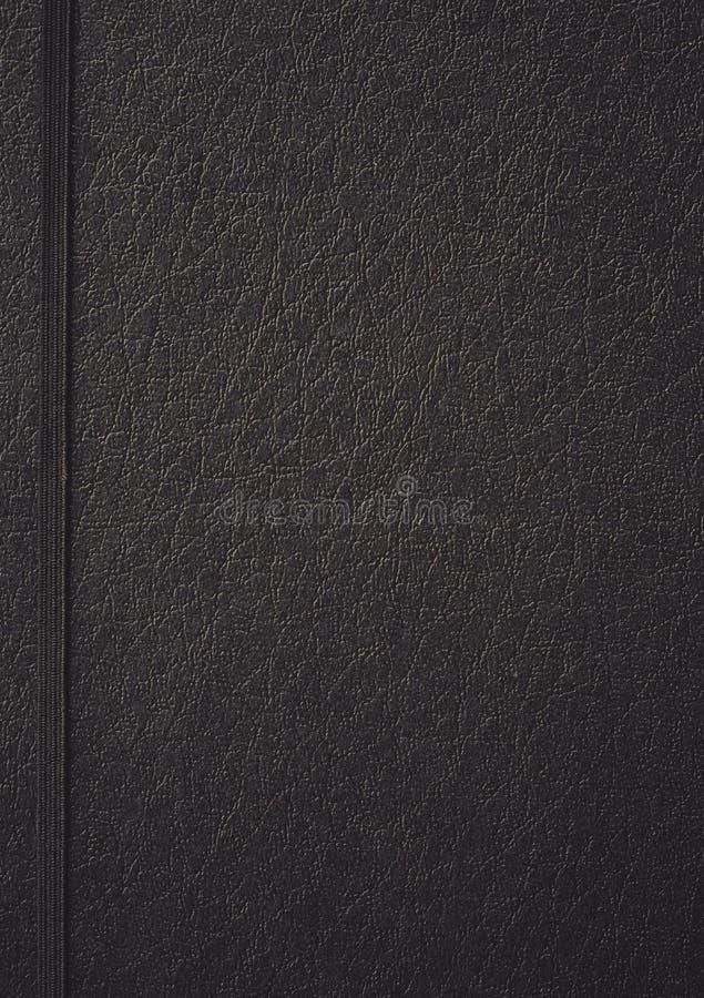 Cuero negro foto de archivo