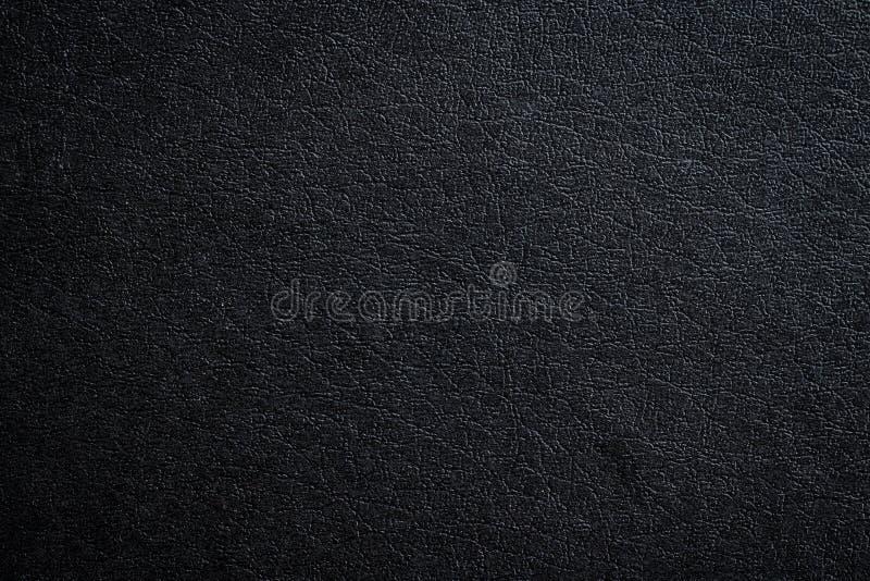 Cuero negro fotos de archivo libres de regalías