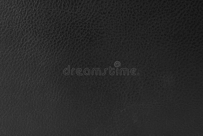 Cuero negro imágenes de archivo libres de regalías