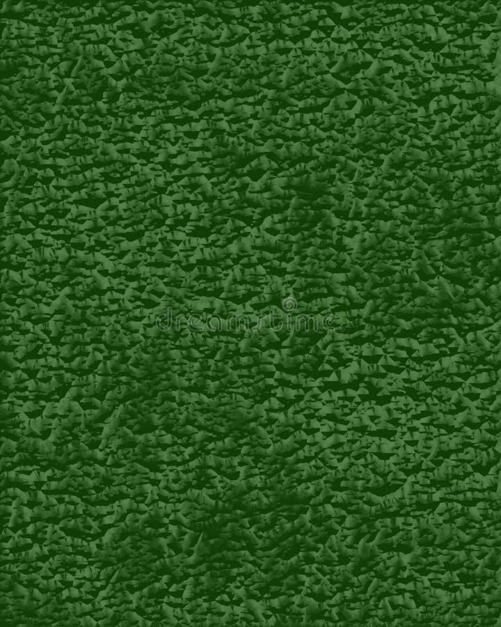 Cuero verde fotografía de archivo libre de regalías