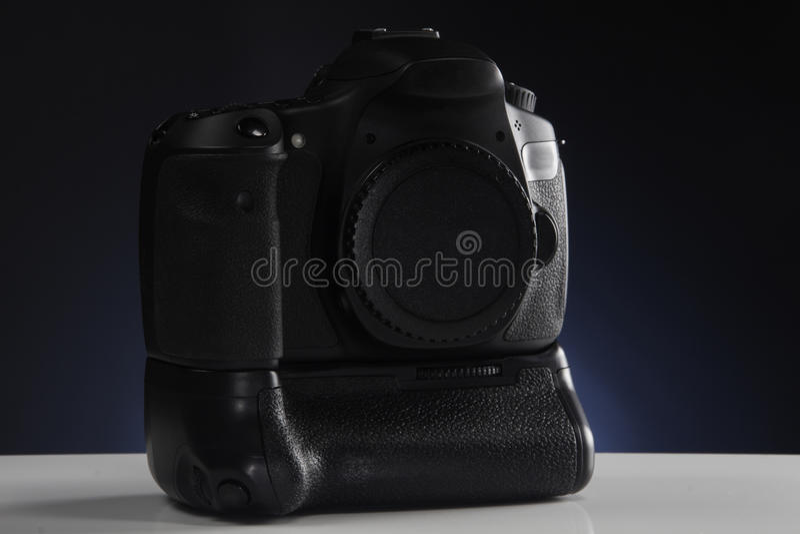 Cuerpo de cámara de DSLR fotos de archivo