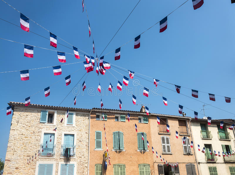 Download Cuers (Provence) stock photo. Image of french, city, feast - 37484866