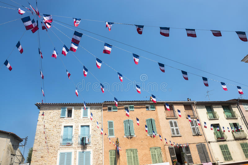 Cuers (Provence) Royalty Free Stock Images
