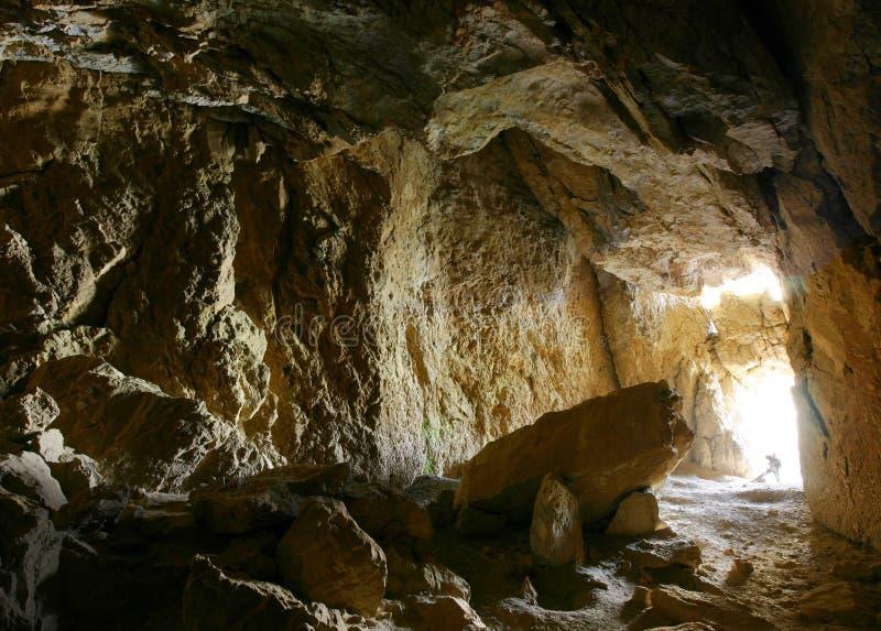 Cueva imagenes de archivo