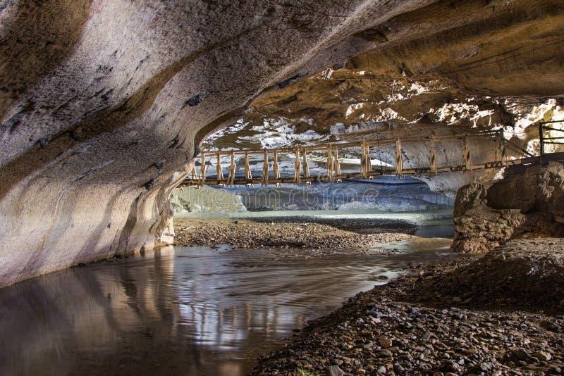 Cueva de Bolii imagenes de archivo
