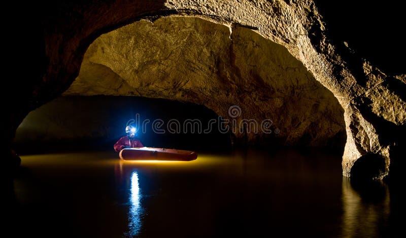 Cueva de Buhui imágenes de archivo libres de regalías