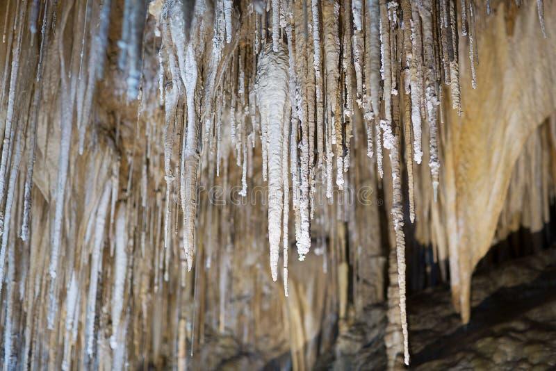 Cueva de Hastings imagenes de archivo