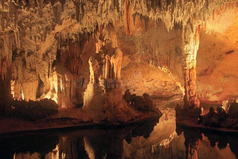 Cueva de las Maravillas República Dominicana foto de archivo libre de regalías