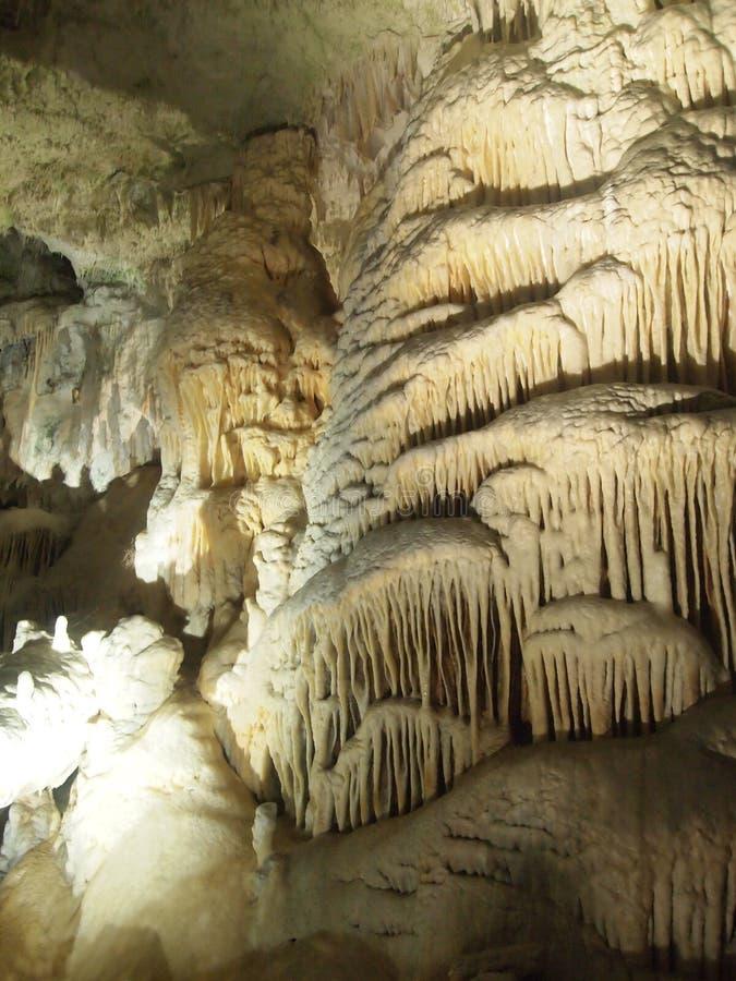 Cueva de Postojna imagen de archivo libre de regalías
