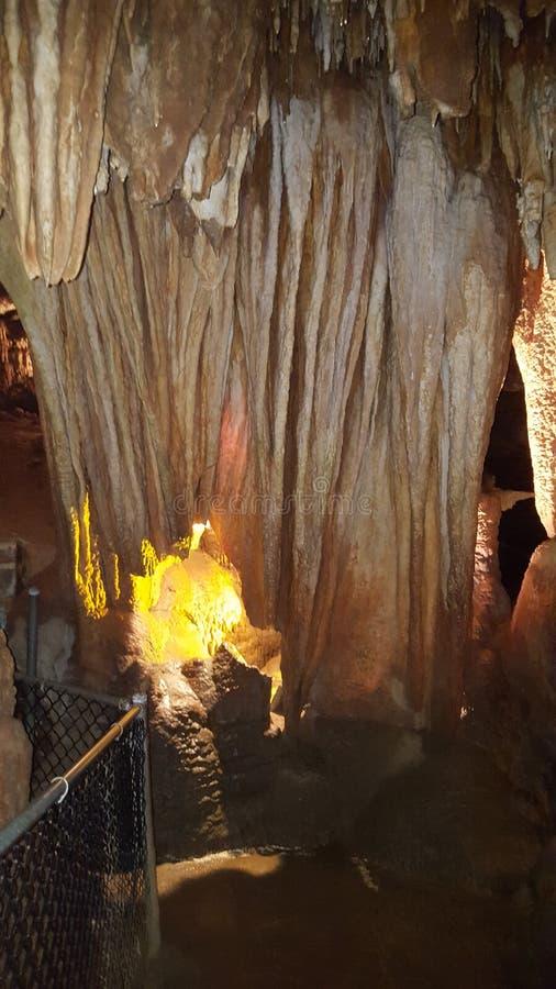 Cueva del ónix, Eureka Springs, Arkansas imagenes de archivo