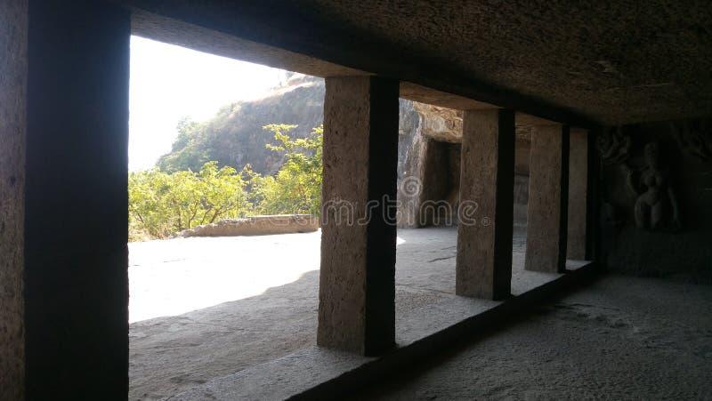 cuevas imagen de archivo