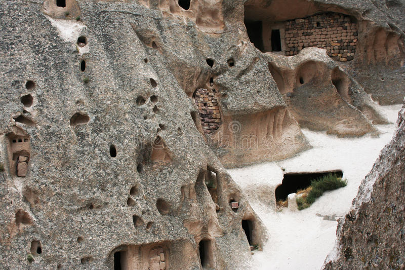 Download Cuevas de Cappadocia imagen de archivo. Imagen de pavo - 42442291