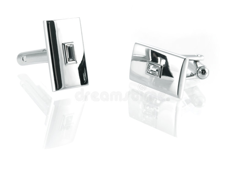 Download Cuff Link Stock Photography - Image: 4823392