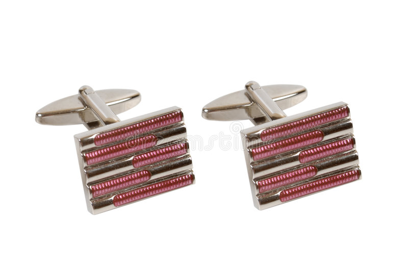 Download Cuff links 1 stock photo. Image of fastening, accessory - 3423080