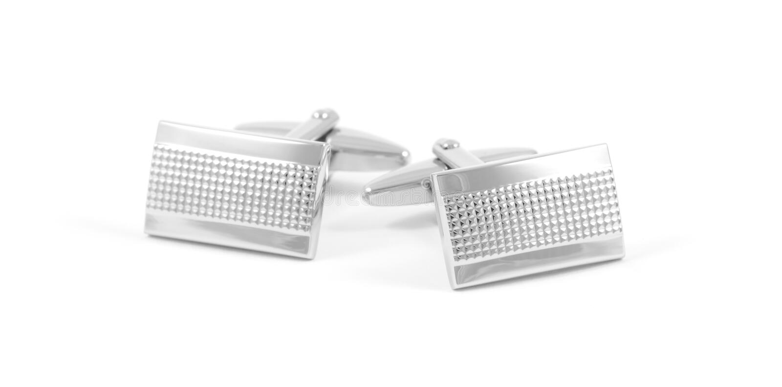 Cuff Links stock photography