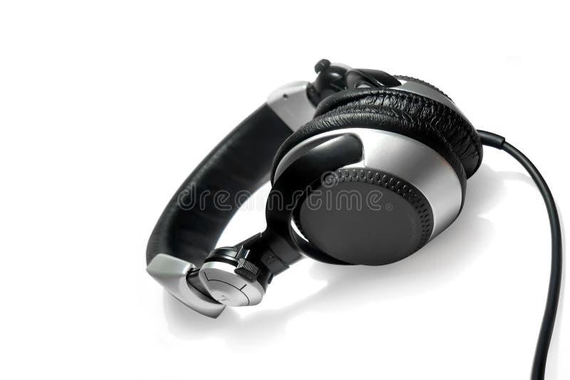 Cuffie del DJ (2) fotografie stock