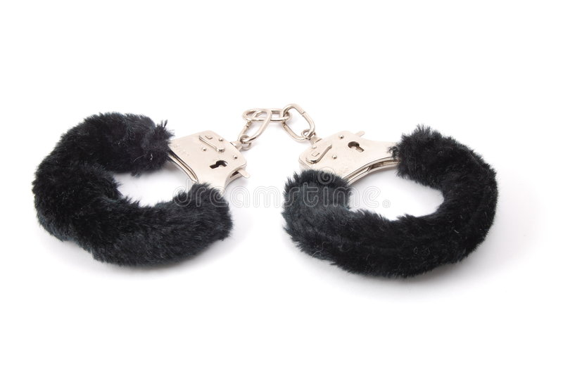 Cuffs royalty free stock image