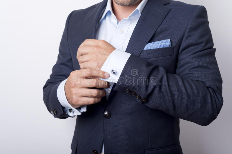 Cuffs royalty free stock photo