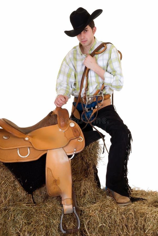 cugla kowbojski comber obraz stock