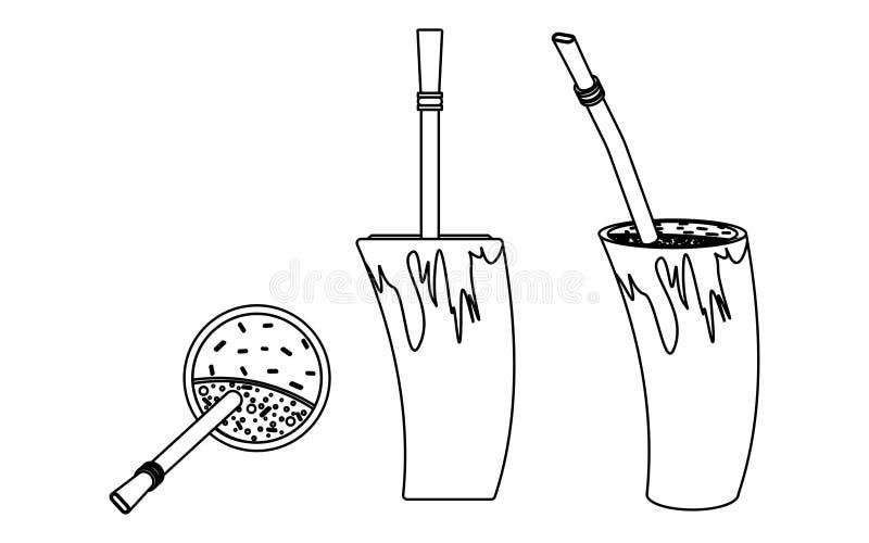 Yerba Mate Stock Illustrations 287 Yerba Mate Stock