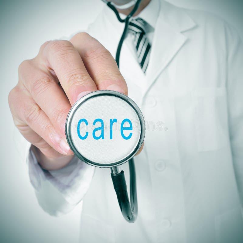 Download Cuidado foto de archivo. Imagen de diagnosis, clínica - 41910336