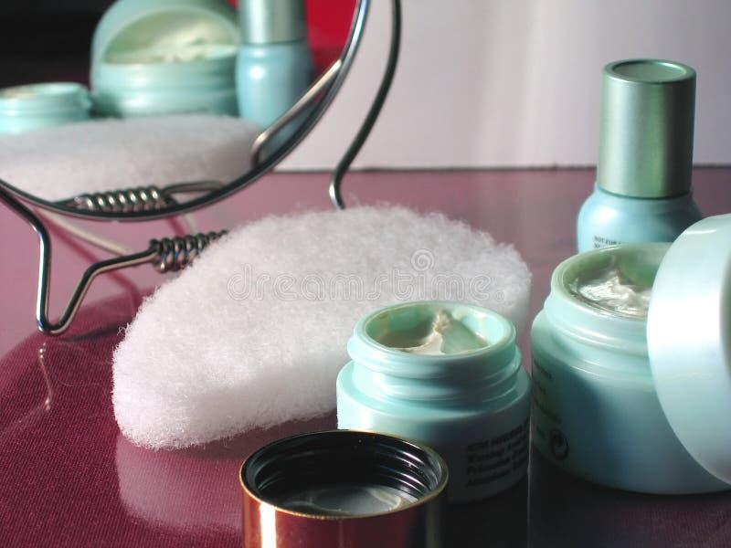 Download Cuidado de pele imagem de stock. Imagem de moisturizer, beleza - 64867