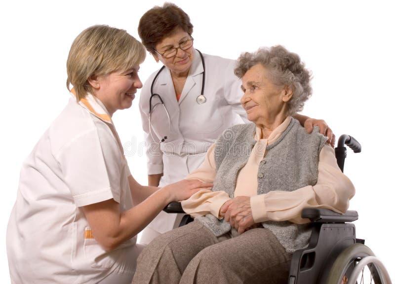 Cuidado médico fotografía de archivo libre de regalías